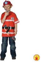 Rubies Feuerwehrset 3-teilig