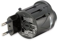 Ansmann All-in-One Travel Adapter (5000103)