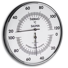 TFA Dostmann Sauna-Thermo-Hygrometer (40.1032)