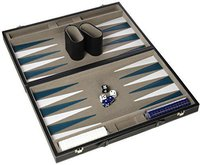 Gibsons Deluxe Backgammon (G388)