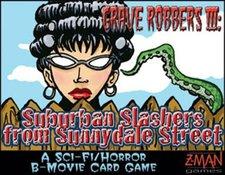 Z-Man Games B-Movie Grave Robbers 3: Surburban Slash