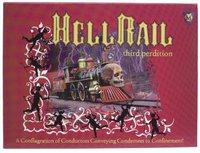 Mayfair Games Hell Rail (englisch)