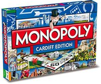 Winning Moves Monopoly Cardiff (englisch)