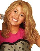 Rubies Hannah Montana Perücke 5320