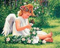 Dimensions Malen nach Zahlen Darling Angel