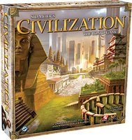 Fantasy Flight Games Civilization - The Board Game