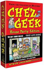 Steve Jackson Games Chez Geek House Party Edition