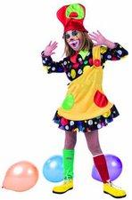 Limit Sport Kinderkostüm Clownin Gepunktet MI619