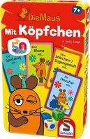 Schmidt Spiele Die Maus - Mit Köpfchen (51255)
