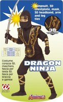 Widmann Kinderkostüm Drachen-Ninja