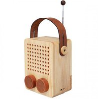 Magno Wooden Radio mini