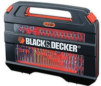 Black & Decker Bohrerset 75-tlg. im Koffer (A7153-XJ)