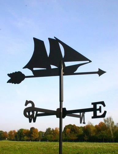 SvenskaV Wetterfahne Segelschiff