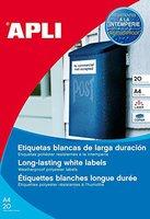 APLI Etiketten, 105 x 148 mm (01227)