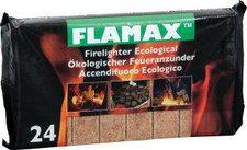 Flamax Ökologische Anzünder 24 Würfel Folie