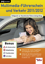 BHV Multimedia-Führerschein und Verkehr 2011/2012 (Win) (DE)