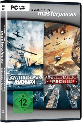 Square Enix Masterpieces: Battlestations-Bundle (PC)