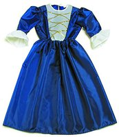 Legler Prinzessinnenkleid blau