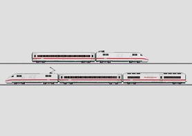 Märklin Hochgeschwindigkeitszug ICE 1 InterCityExpress 401 DB (37702)