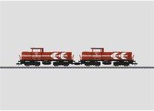 Märklin Set 2 Diesellokomotiven DE 1002 HGK (37630)