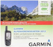 Garmin Topo Alpenvereinskarten