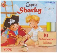 Lyra Captn Sharky 10 Schulkneten