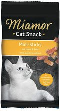 Miamor Cat Confect Mini-Sticks Huhn & Ente (50 g)