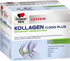 Doppelherz System Kollagen 11.000 Plus Trinkfl. (30 x 25 ml)