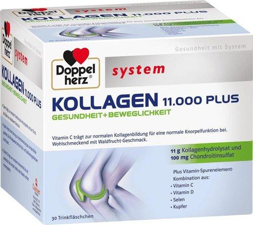 Doppelherz System Kollagen 11.000 Plus Trinkfl. (30 x 25 ml)