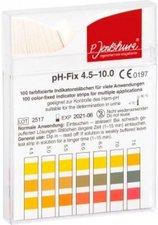 P. Jentschura pH-Streifen 4,5 - 10,0 (100 Stk.)