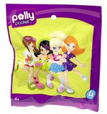 Mattel Polly Pocket Polly's Sammelpuppen - sortiert