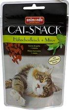 Animonda Petfood Cat-Snack Hühnchenfleisch & Minze (50 g)