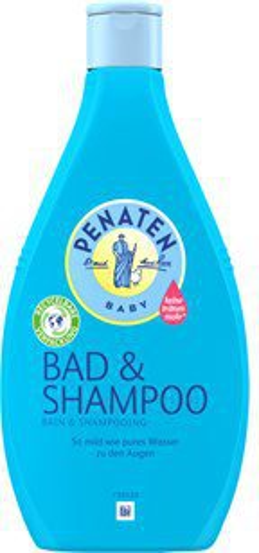 Penaten Bad und Shampoo Kopf-bis-Fuss (400ml)