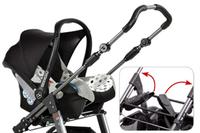 Hartan 9911 Adapter Klick-System Römer für ix1