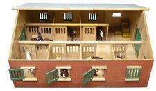 Van Manen Bauernhof Pferdestall mit 7 Boxen (610595)