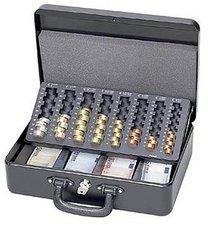 MAUL 373 Geldkassette mit Zähleinsatz, schwarz (5621690)