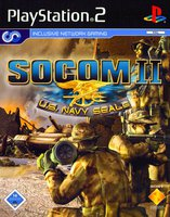 Socom 2 - U.S. Navy Seals + Headset (PS2)