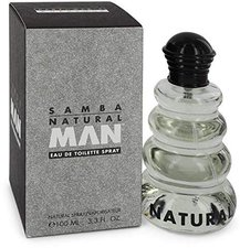 Perfumer's Workshop Samba Natural Man Eau de Toilette