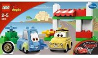 LEGO Cars Unterwegs mit Luigi und Guido 5818