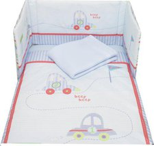 Lollipop Lane Bett-Set Beep & Brum