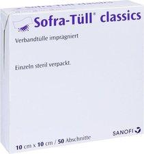 Sanofi-aventis Sofra Tuell Classics 10 x 10 cm Abschnitte (50 Stk.)