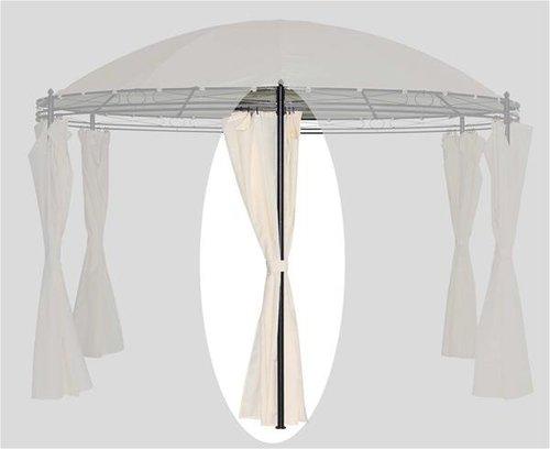Pavillon rund