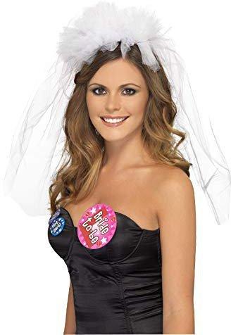 Junggesellinnen Brautschleier