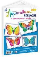 Sentosphère Aquarellum Junior - Schmetterlinge Nachfüllpackung