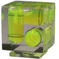 B.I.G. GmbH Kamerawasserwaage 3D für Blitzschuh