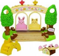 Sylvanian Families Kindergarten Spielplatz Swing Set