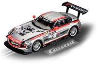 Carrera Evolution Mercedes-Benz SLS AMG GT3 Team Black Falcon VLN 2011