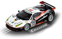 Carrera Evolution 27384 Ferrari 458 Italia GT2 Hankook Team Farnbacher No. 123 2011