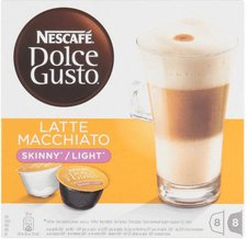 Nescafe Dolce Gusto Latte Macchiato Light (16 Stk., 8 Portionen)