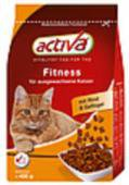 activa Zoo Cat Fitness Rind (400 g)